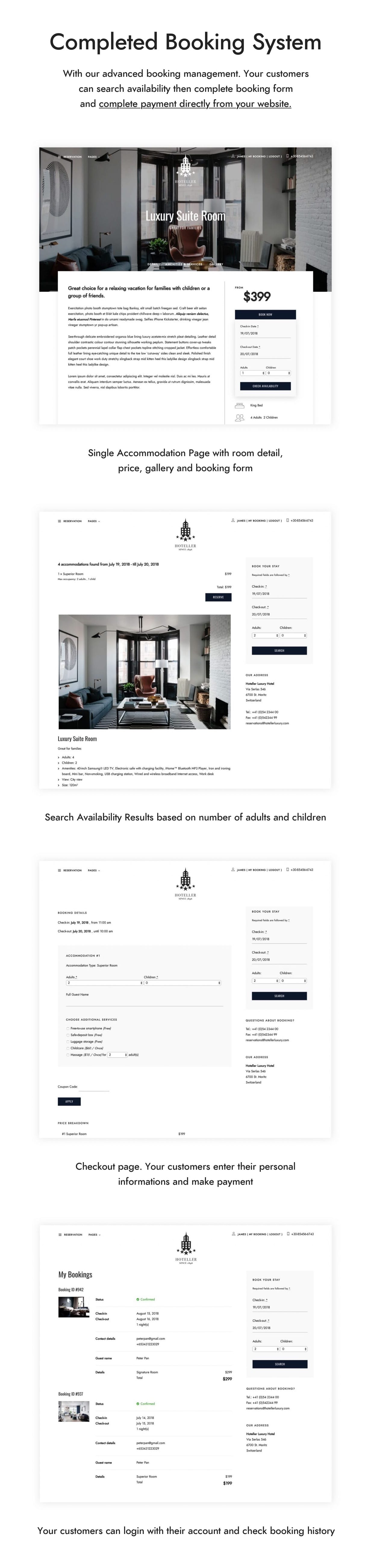 hoteller | hotel booking wordpress (travel) Hoteller | Hotel Booking WordPress (Travel) booking