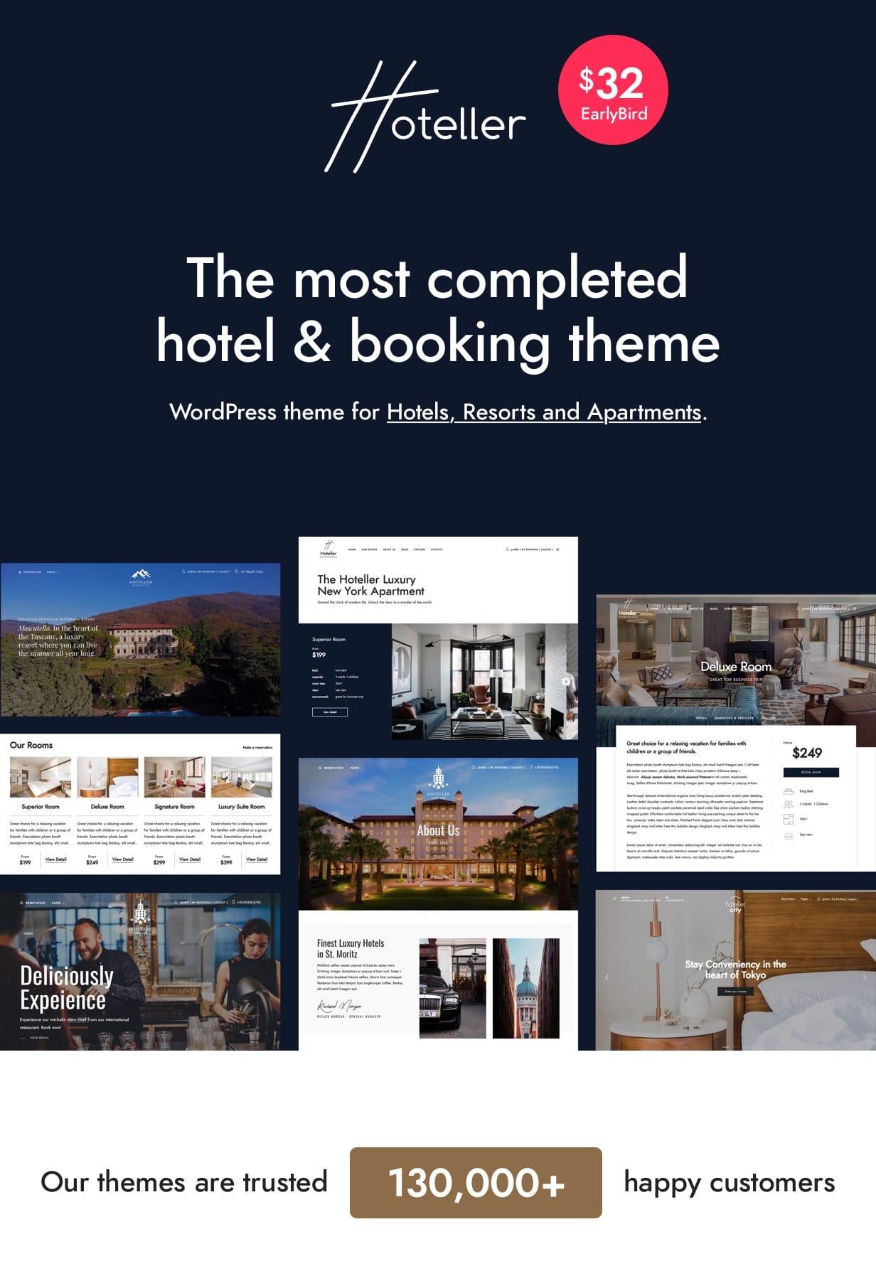 hoteller | hotel booking wordpress (travel) Hoteller | Hotel Booking WordPress (Travel) logo2